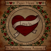 Paper Heart Entry by VooDoo4u2nv