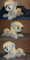 Derpy Hooves [large plush toy] by LanaCraft