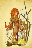 Wayward Lands: Yvette by Stitchy-Face
