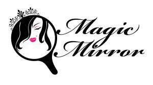 MAgic mirror logo. by waqasmoosa