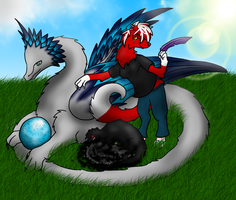 Enuescaris, Is and Dragonstar by Nachturia
