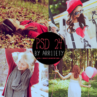 PSD 24 by Arriiety by Arriiety