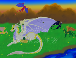 Citali and secret walley by FableworldNA