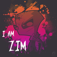 I Am Zim by WindWo1f