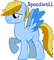 Art Trade: Speedwell by LazyPixel