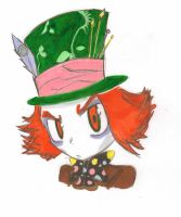 Mad, mad Hatter AiW by DarkenCheChan