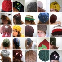 25 Hats by lily-fox