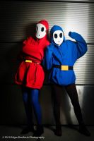 Shy Guy Life by TrappedPetals