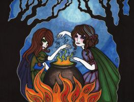 Enchanted Brew by Regs