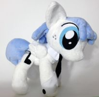 My Little Pony OC - Tenor plush by Kitamon