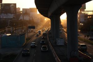 Morning Traffic Mexico by naro9