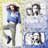 Pack png 71 - Cara Delevingne by worldofpngs