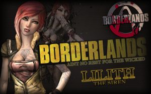 Borderlands Lilith by OuTrAgEpAjA
