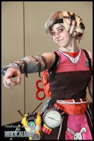 Borderlands Cosplay: Tiny Tina 1 by Mink-the-Satyr