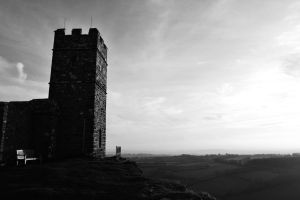 The moors | Brent Tor by ScetZz
