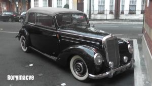 Mercedes-Benz 220 by The-Transport-Guild