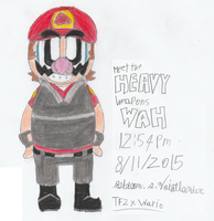 Meet The Heavy WAHpons Guy. by GSVProductions