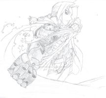 Edward Elric by kittychan467