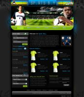 The Real Sports Boy by: devian by WebMagic