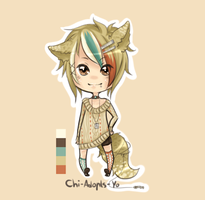 Adoptable Auction - Kemonomimi Single [CLOSED] by Chi-Adopts-Yo