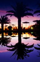 Silloughette reflection by Jacob-Forsyth-Davies