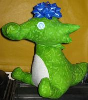 Scalemate Plush by Foxiez