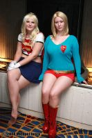 Supergirls 1 by Insane-Pencil