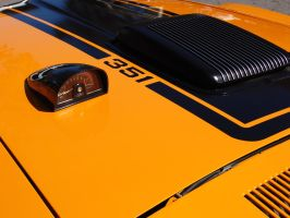 1970 Ford Mustang Mach 1 TACH by Partywave