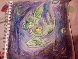 counting stars by Lady-Ezzie