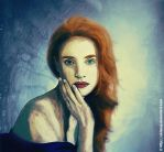 Jessica Chastain 2 by okissop