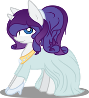 Gleamy's Rarity by Canterlotian