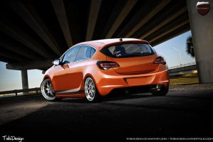 Opel Astra by tebidesign