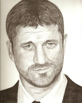 Gerard Butler by magentafreak