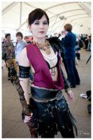 Morrigan Dragon Age Origins Cosplay by GraceyDarling