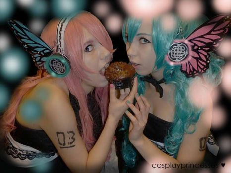 I am absolutely magnetized by cosplayprincesses