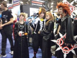NYAF NYCC Kingdom hearts by IoniaFreak