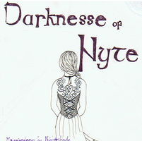 Darknesse of Nyte - Day 11 by Athinia