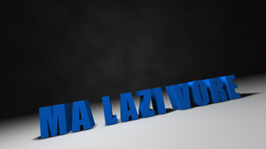 Ma lazi vore (Im a lazian) HD WALLPAPER by SkudasLazepe2012