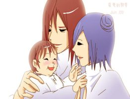 CONTEST-Nagato family by allegrodevilstrill