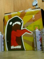 big box monster by isip-bata