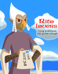 Ritolovers Quill by ZerachielAmora