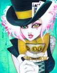 The Mad Hattress by LeilaniJoy