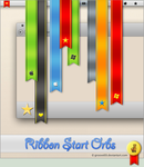 Ribbon Start Orbs by groove69