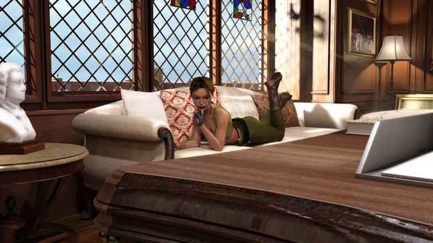 Home Sweet Home by tombraider4ever