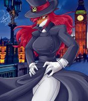 Lidia Londres by Mr-Zero