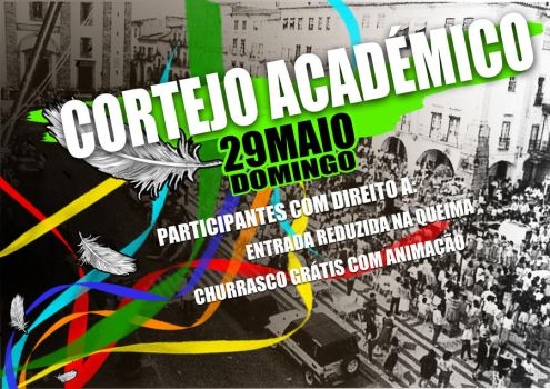 Cortejo Academico - Poster by lecyberpunk