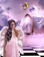 ::Special Day for Angels:: by JunkbyJen