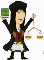 Law student by marcobrunez