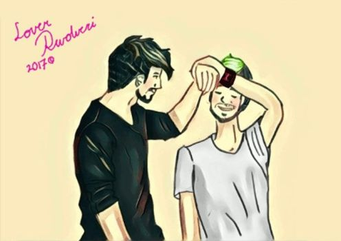 Septiplier gif, hold me by LoverRevolveri