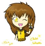 Chibi Wiane by firehorse6
